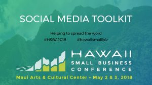 Hawaii Small Business conference